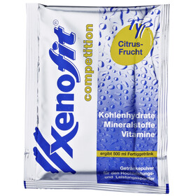 Xenofit Competition Carbohydrate Drink Citrus Frucht 5 x 42g